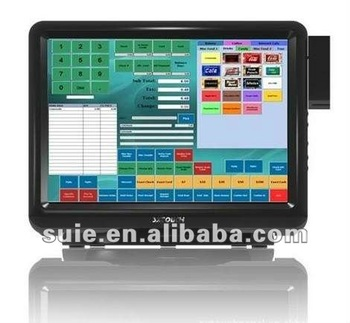 All In One Touch Screen Pos Computer Pos System