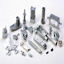 customed Zinc die casting factory