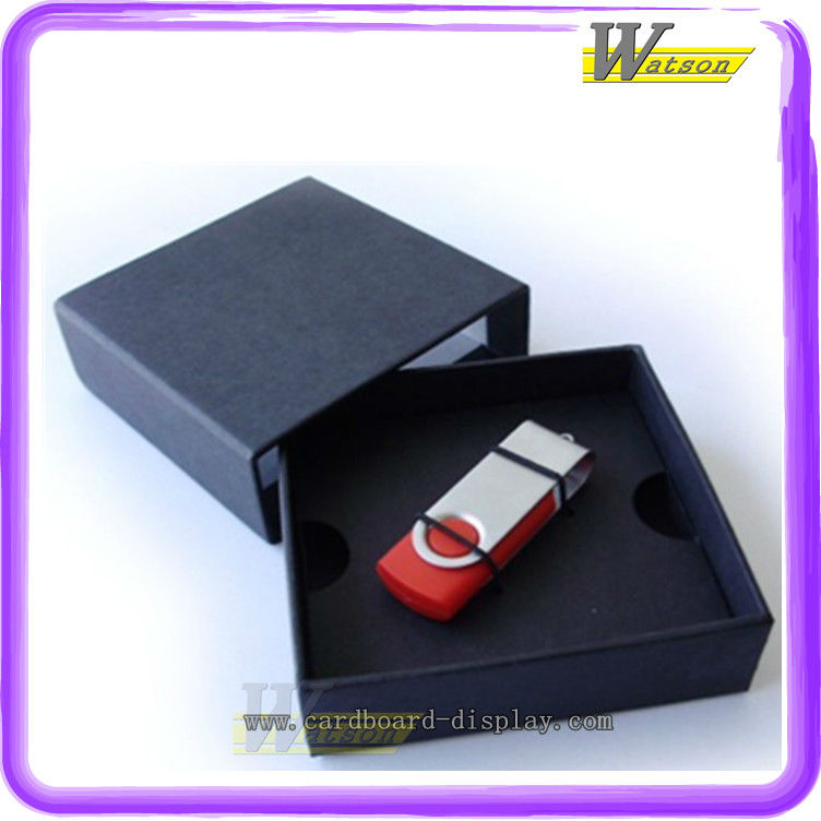 paper electronic box for usb flash drive