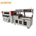 SF-400LA Milk Carton Shrink Machine & Industrial Shrink Heating Oven