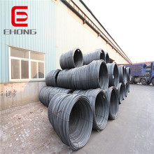 low carbon steel wire coil 7mm 8mm ! q235 sae 1006 ms steel wire rod