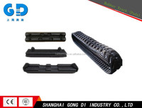 500B Bolt-on SUV/SnowBlower/Snowcart pickup truck rubber track conversion system kits
