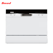 China Dishwasher/Table Top White Mini Dish Washing Machine