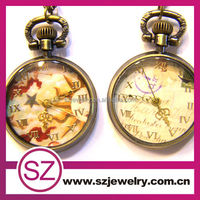 SWH0097 vintage erotic pocket bracelet jewelry watches wholesale 2014