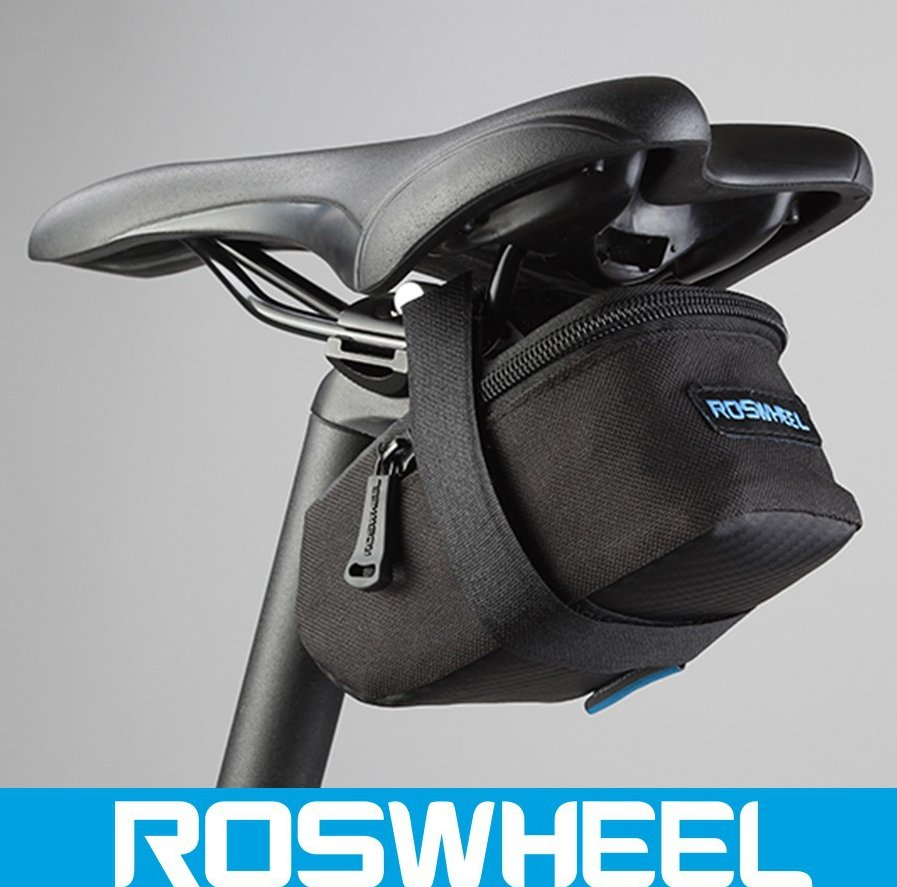 ROSWHEEL Mountain bicycle saddle bag/Bicycle accessories kit 13876