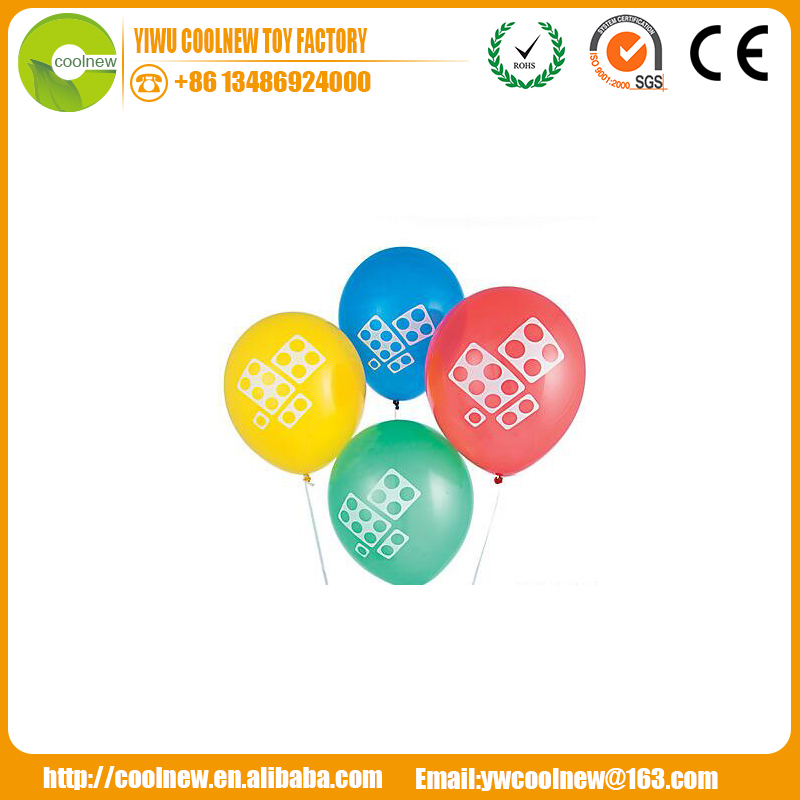 customized pantone full latex printed giant balloon