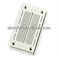 Breadboard Solderless 9.0x5.2x0.85cm Electronic Design Components, 4 Bus
