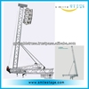 Heavy duty truss stand speaker display stand