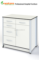 Hospital Dental Clinic Furniture Cabinet With Drawers With 9Colors For Optional