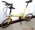 Portable Aluminium bicycle kickstand folding bike kickstand customized bike part