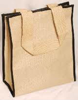 Jute Bag / Shopping Bag / Hand Bag / School Bag