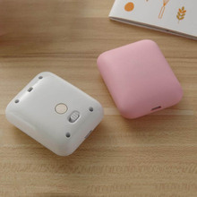 Decorative personal mini portable ionization air purifier with USB charger