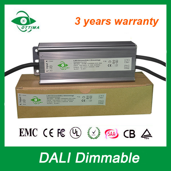China wholesale best price waterproof dali dimmable led driver 1400ma