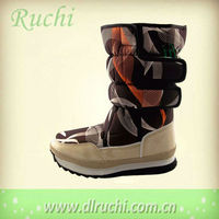 2015 classic snow boots high heel snow boots women boots