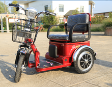 single electric tricycle adults