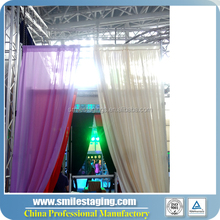 RK Cheap Pipe drape trade show displays pipe drapes
