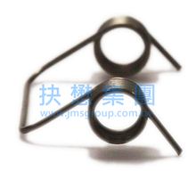 ISO 9001, factory sale, high quality, stainless steel, small size torsion spring for lighting
