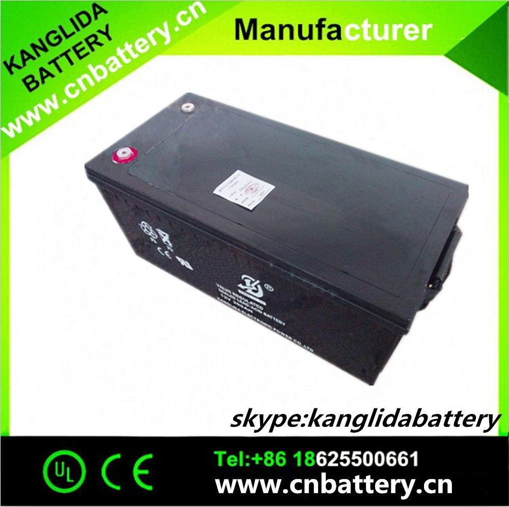 Rechargeable Solar Storage 12v Lead Acid Mf Gel Battery