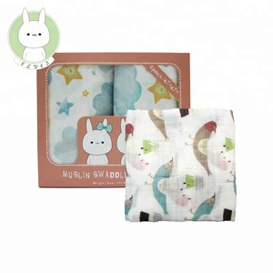 bamboo muslin swaddle, bamboo muslin blanket special for baby use