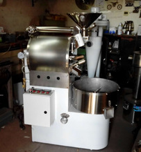 3kg gas heating original stainless automatic coffee roaster price