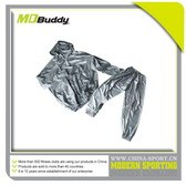 Home use disposable PVC fitness gym sauna suit