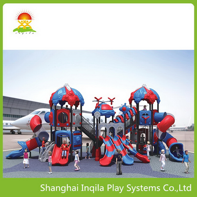 Cheap top sell outdoor homemade playground equipment