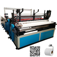 New Design High Speed Machines for Manufacturing Toilet Paper