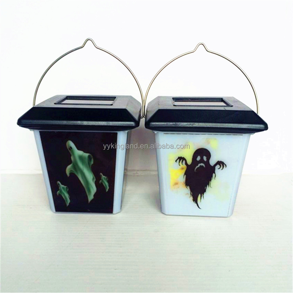 solar Ghost night lights for Halloween solar powered Halloween lights solar garden lights <strong>1010</strong>