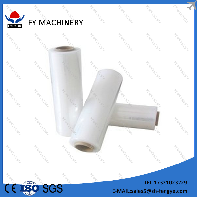 pvc plastic wrapping stretch film