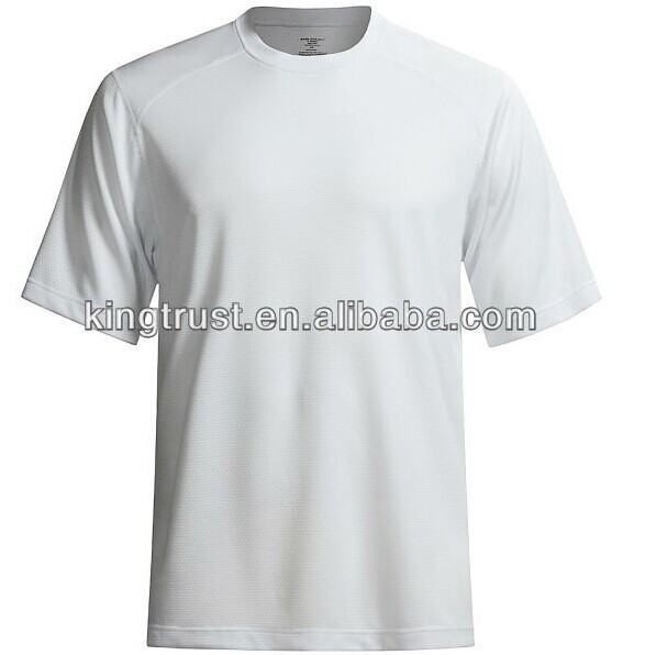 China Factory Wholesale Compression Sports Shirt With Your Owe Custom Cut And Sew Requirements From China Supplier