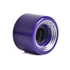 60*45mm fishboard wheels small street skateboarding wheels