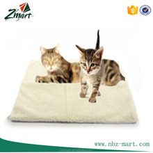 Self Heating Thermal Pet Dog Cat Bed Cushion Heated Mat Super Warm Rug Washable