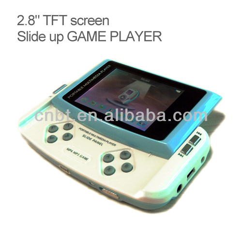 Latest Slide Game Mp5 Player