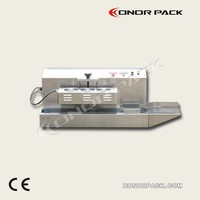 LGYF Series Automatic Aluminum Foil Lid Sealing Machine