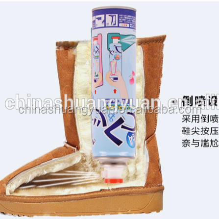 Hot sales Impulse Body Foot Deodorant Spray Can Bottle Wholesale
