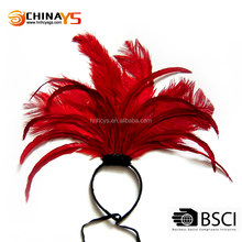Carnival decoration Victoria performances feather hair accessories headbands