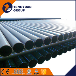 Large Diameter HDPE Plastic Water Pipe