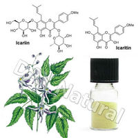 Epimedium Extract 3,7-Bis(2-hydroxyethyl )Icaritin to cure deficiency of the kidney