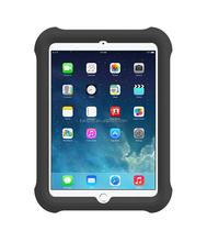 Kidproof FDA flip bouncy silicone bumper skin case for ipad mini 4 7.9inch,unbreakable protective case for ipad mini4 7.9''