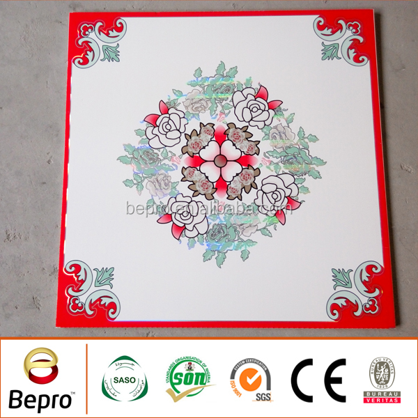 new designs pvc ceiling panel for hall