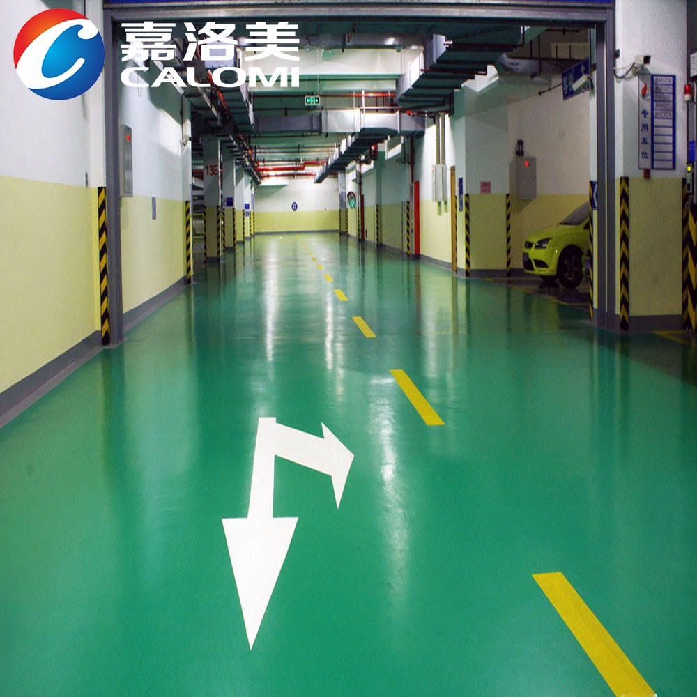 Shopping websites car parking liquid epoxy resin floor paint made in china