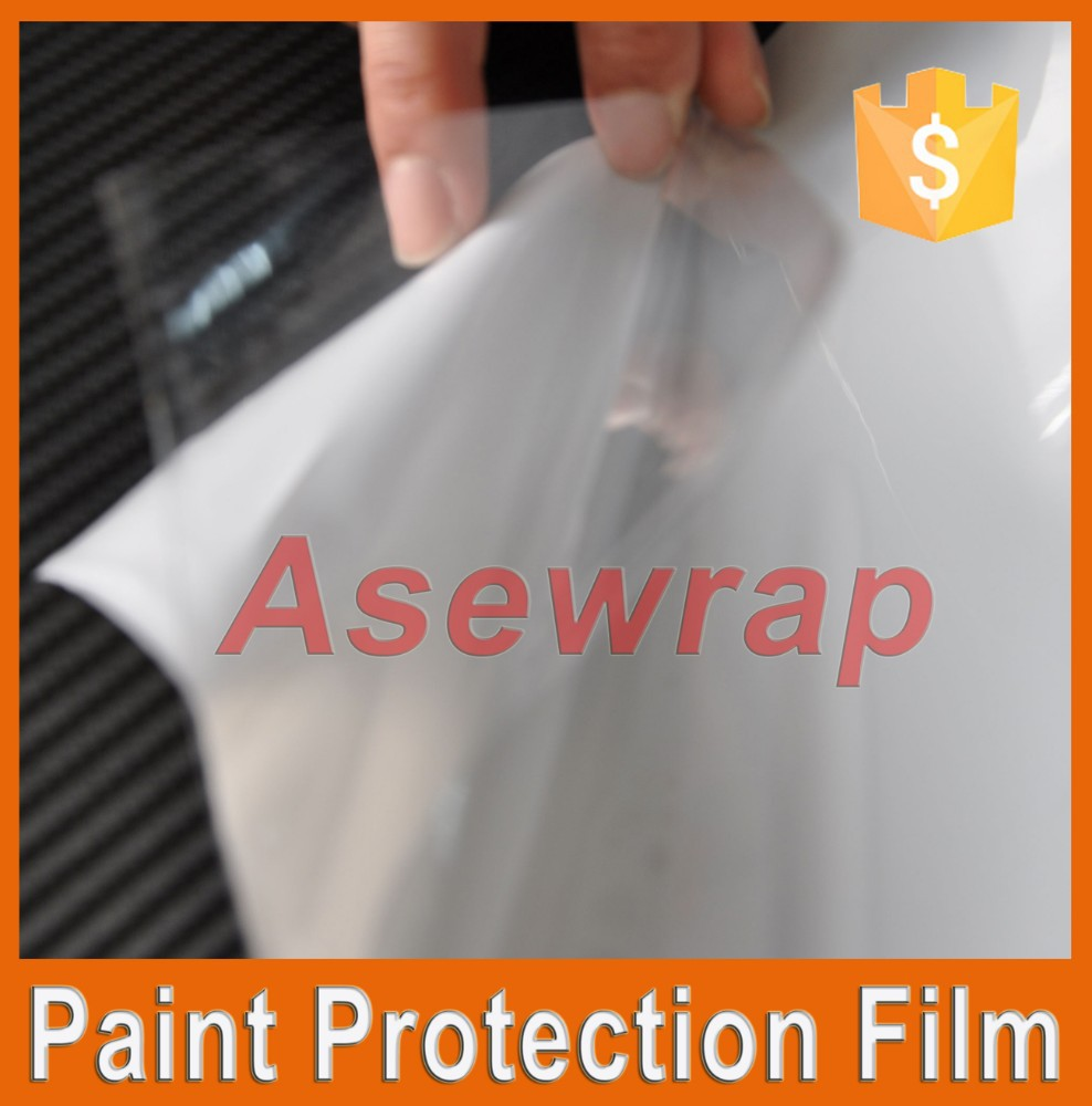 UA Protection car body sticker/ TPU paint protective film for car/TPU vehicle wrap vinyl with self-healing coating