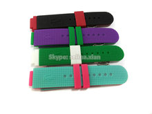 22mm Silicone Rubber Watch Bands Strap Fit 2010658