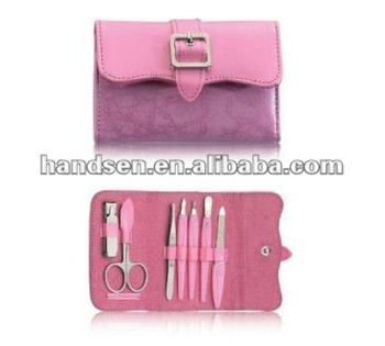 7pcs manicure set