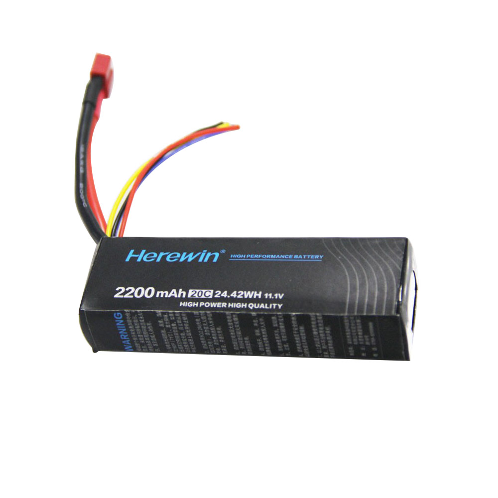 Rechargeable ultra thin lithium polymer battery 2200mah 11.1V applied to drone the lithium battery