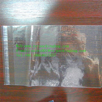 Hot sales,high quality customized micro perforated plastic film bag for bread packing,30holes per square inch