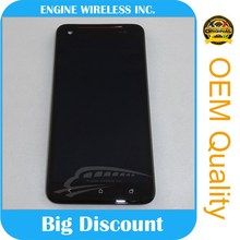 Original lcd 6 months warranty glass screen for htc one x