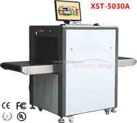 X ray luggage scanner machine for hotel luggage and parcel metal detector (XST-5030A)