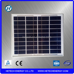 import china goods polysilicon 10w solar panel