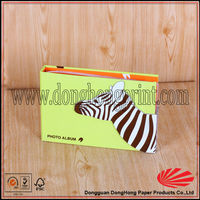 Wholesale magnetic closure paper photo album supplier